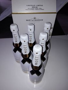 Moet et Chandon Ice Imperial Champagne - 6 bottles (75cl)