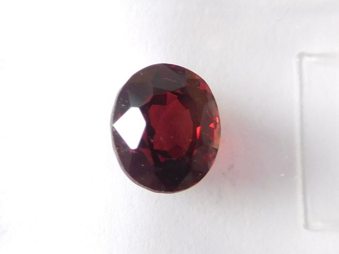 Spinel – Red - 1.37 ct