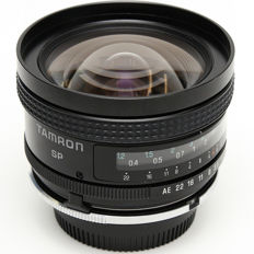 Hybrid 17 mm lens by Tamron with Leica mount Everything manual!