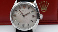 Rolex Oyster Precision 6480 Vintage men's watch, 1958