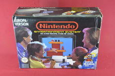 Nintendo NES Castle Set Super Mario Bros.