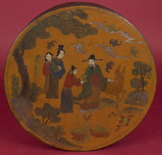 Round box – China – 2nd half 20th century