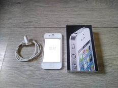 Apple iPhone 4 - 8GB - White - in original box - Model A1332