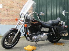 Harley Davidson - FXDS-CON Dyna Super Glide Convertible - 1995