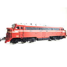 Märklin H0 - 3143 - Diesel locomotive 'Nohab' of the NSB