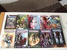 Top Cow - Collection Of Trade Paperbacks - Witchblade - 10x SC - 1st Edition - (2002/2012)