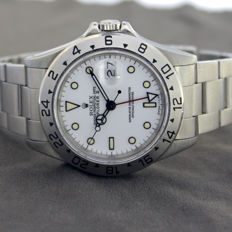 Rolex - Explorer II, rare 'Chicchi di Mais' - 16570 - Men's - 1990-1999