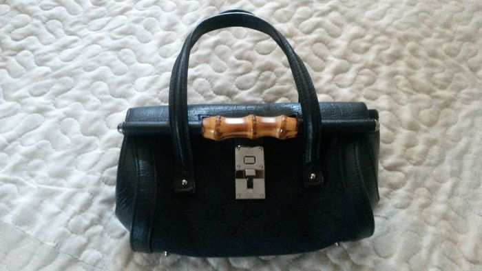 Gucci - New Bamboo Mini Bullet Bag - 'No Minimum Price'