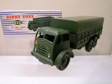 Dinky Toys - Scale 1/48 - 10-Ton Army Truck No.622