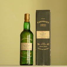 Cadenhead's Springbank 1985 10 years old
