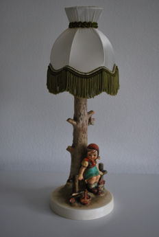 M.J. Hummel, table lamp 'Just Resting'