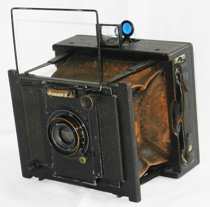 a MUST for your collection Ango plate camera format 9 x 12 cm year 1910