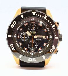 Seiko Chronograph Diver - Men's Wristwatch