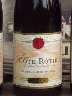 2001 Cote Rotie Brune et Blonde from E. Guigal x 6 bottles