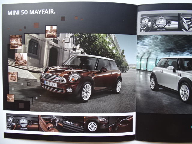 Brochures Catalogues Mini Cooper Cooper S John Cooper Works