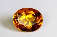 Clinohumite – 1.22 ct