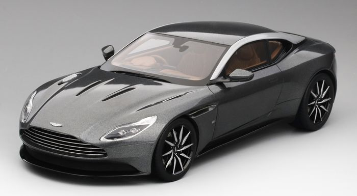 Topspeed Scale 1 18 Aston Martin Db11 Magnetic Silver Catawiki
