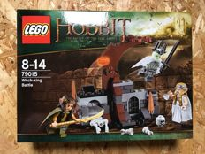 The Hobbit - 79015 + 79011 - Witch-king Battle + Dol Guldur Ambush