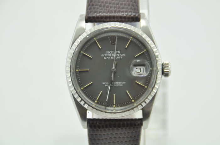 Rolex - Datejust - Calibre 1570 - Ref. 1603 - Men - 1960-1969