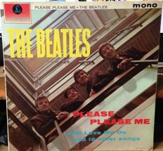The Beatles - 2 early LP issues in amazing condition