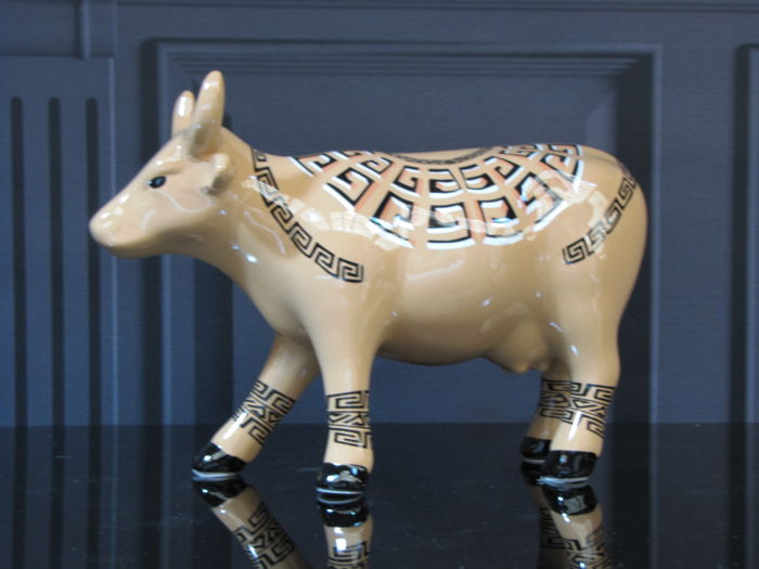 CowParade - Marajoara - Medium Ceramic