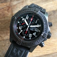 Breitling Super Avenger Black Limited Edition M13370 46 mm - Men´s Watch