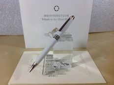 Montblanc Ballpoint Pen Meisterstuck 164 Solitaire Tribute to Mont Blanc With Mother of Pearl