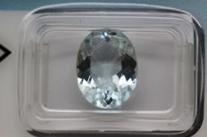 Aquamarine – 3.89 ct
