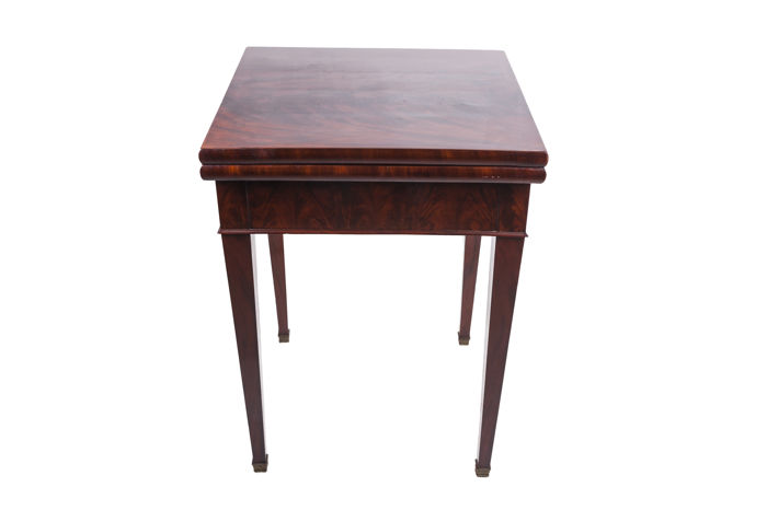 Game table - France - second half of the 19th century