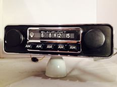 Classic Blaupunkt car radio Hamburg S for Porsche, Volkswagen, Mercedes, Opel, Ford and others