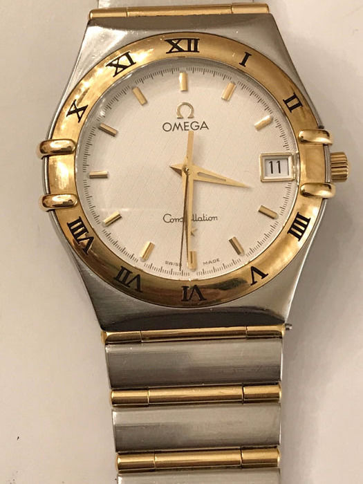 Omega Constellation wristwatch from 2004