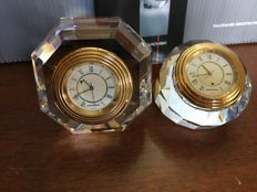 Swarovski - Eldorado and Athena clocks