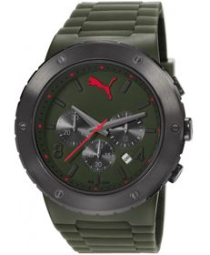 PUMA – Men's Quartz Chronograph Watch – Brand New with Box