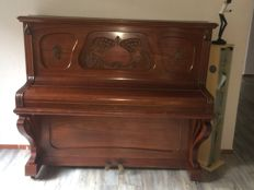 Piano with rosewood stool