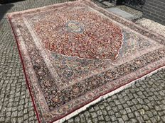XXXL Made in Iran / Persian Kerman Carpet-Rug-430x290cm -hand knotted TOP