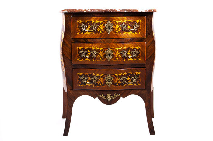 Commode in Napoleon III style - France - ca. 1900