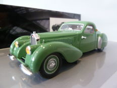 Minichamps - Scale 1/43 - Bugatti Type 57C Coupe 1939