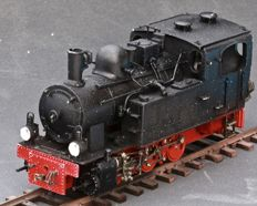 Weinert H0m - 6279 - locomotive with tender for narrow gauge of the NWE