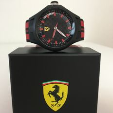 Scuderia Ferrari – Men's Wrist Watch – New With Box