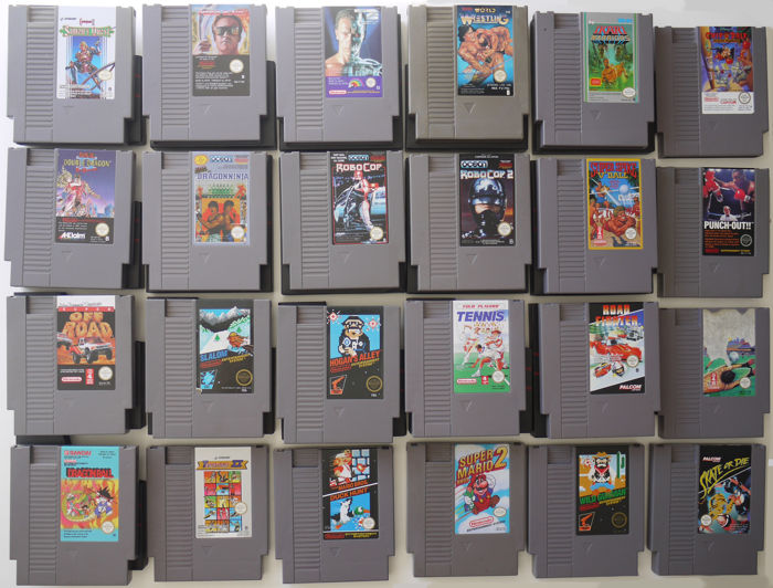 24 Nes Games Like Castlevania 2 Wild Gunman Double Catawiki
