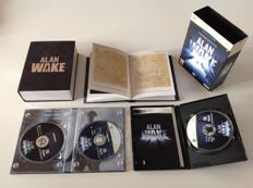 Alan Wake Limited Collector's Edition (Microsoft Xbox 360, 2010)