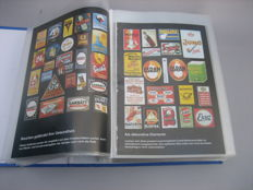 Enamel signs - price catalogue