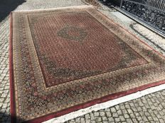 Indo-Bidjar Perfect Orient Rug 430x300cm -hand knotted -Looks Like Cashmere
