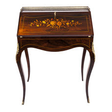 Louis Philippe style bureau - France - second half / end of the 19th century