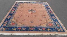 Wonderful Art Deco Oriental Rug -China-340 x 241cm