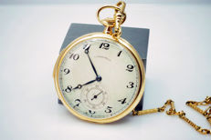 An important Patek Philippe by Tiffany & Co. Geneva minute repeater pocket watch - ca 1900
