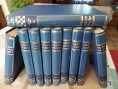 From Aston Martin to Zwickau - encyclopedia of the automobile in 10 volumes - Edition Grange Batelière 1975