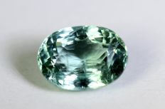 Neon Green - 'Paraiba' Tourmaline - 1.01 ct