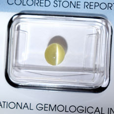 Chrysoberyl Cat's Eye - 1.26 ct