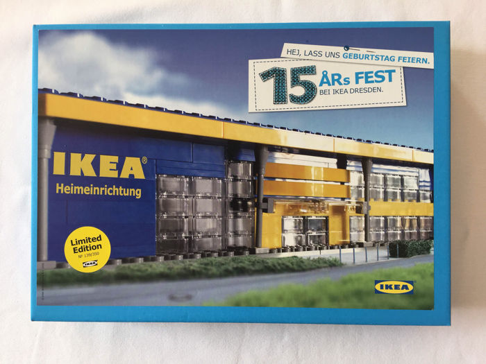 employee gift 15 jahre ikea dresden no 139 350 catawiki. Black Bedroom Furniture Sets. Home Design Ideas